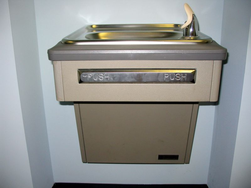 School Drinking Fountains